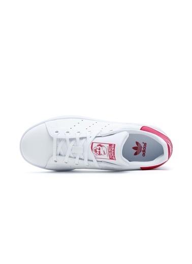 adidas Kadın Stan Smith Spor Ayakkabı B32703.Beyaz Beyaz